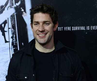 John Krasinski, James Corden spoof 'Pulp Fiction,' 'A Few Good Men' on 'Late Late Show'