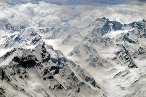 Avalanche in Pakistan