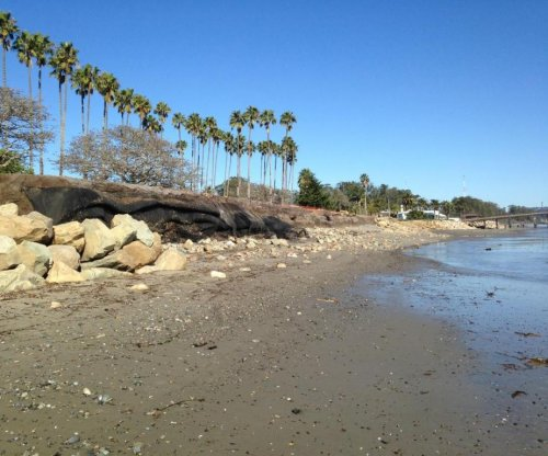 Sea level rise could erode many of Southern California's beaches