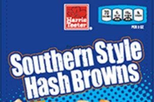 Frozen hash browns recalled due to golf ball materials