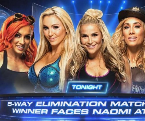 WWE Smackdown: Women's Money in the Bank Ladder Match announced