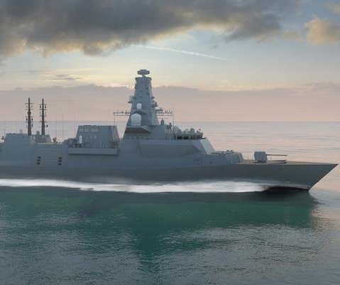 BAE starts construction of first Type 26 frigate