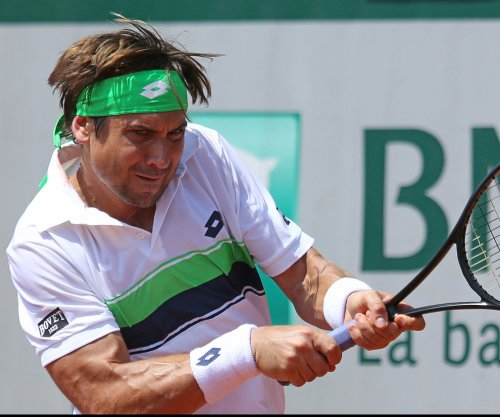 Tennis: Man shouts Nazi slogan as David Ferrer, Fernando Dolgopolov reach Swedish final