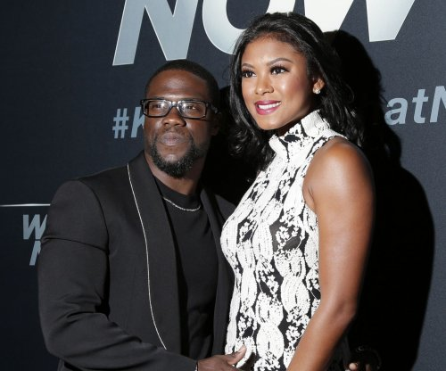 Kevin Hart laughs off ex-wife Torrei Hart's cheating claims