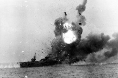 On This Day: Japan uses kamikaze unit for first time