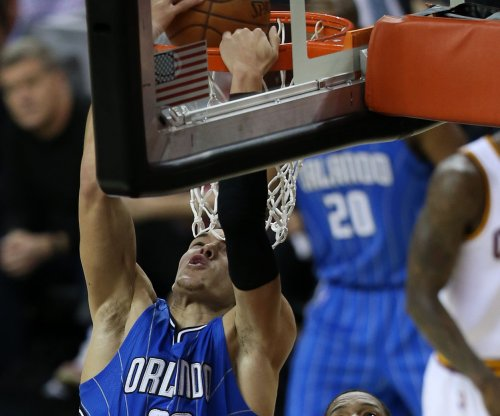Orlando Magic leading scorer Aaron Gordon cleared to return following concussion