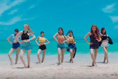 Twice's 'Dance the Night Away' video passes 100M views on YouTube