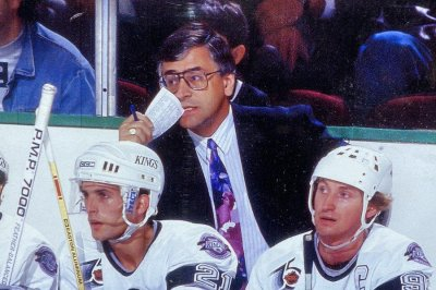 Former Los Angeles Kings, New York Rangers coach Tom Webster dies at 71