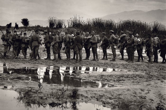 On This Day: Greece joins World War I