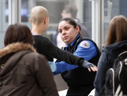 TSA chief: Pat-downs 'more invasive'