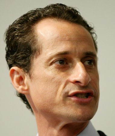 Anthony Weiner leads race for Democratic nod for NYC mayor
