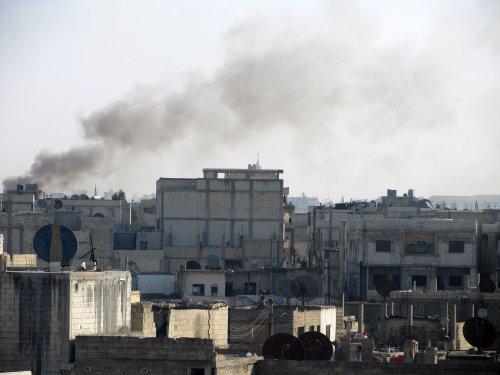 Pillay's tale of Syria disturbs U.S.