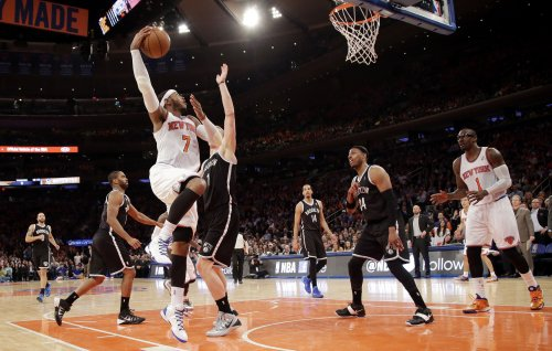 NY Knicks defeat Brooklyn Nets 110-81