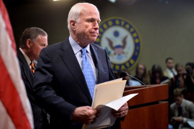 McCain: GOP must pass immigration to compete in 2016