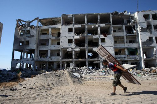 Gaza uses truce to rebuild