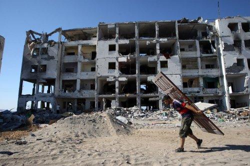 Gaza uses truce to rebuild