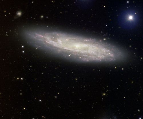 Universe may be expanding at slower rate than previously thought