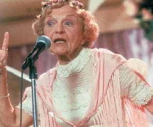 Ellen Albertini Dow, 'The Wedding Singer's rapping grandmother, dies at 101