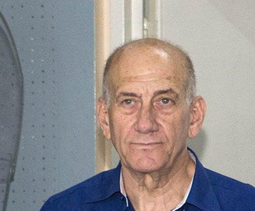 Former Israeli PM Olmert sentenced after fraud trial