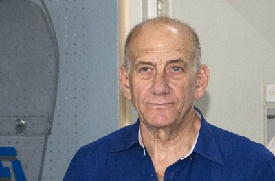 Former Israeli PM Olmert sentenced after fraud trial