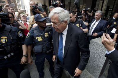 Lawyer: Former House speaker Dennis Hastert hospitalized after stroke