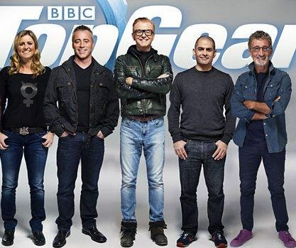 Sabine Schmitz, Eddie Jordan join 'Top Gear' as co-hosts