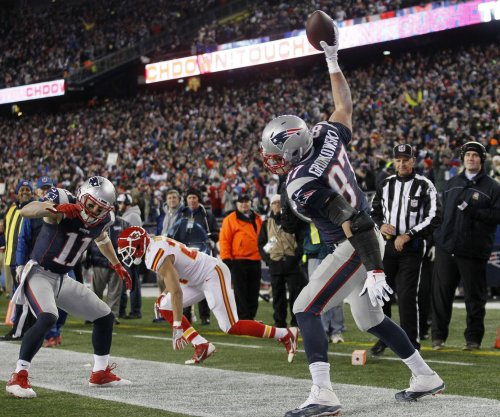 Fantasy Football: Rob Gronkowski out again?