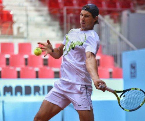 Rafael Nadal wins Madrid Open