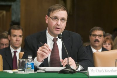 Acting DEA head Rosenberg announces resignation