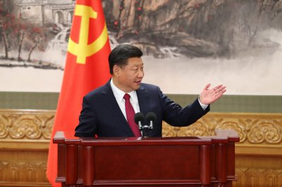 Chinese President Xi Jinping's 'Mr. Clean' image augments his power