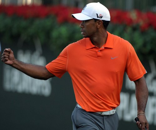 Hero World Challenge: Tiger Woods and his fist pump are officially back