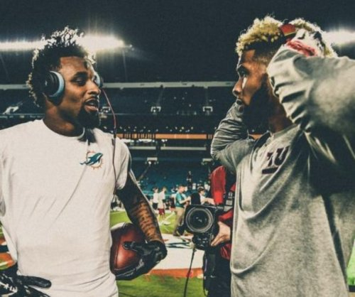 Browns' Jarvis Landry trying to bring Odell Beckham Jr. to Cleveland