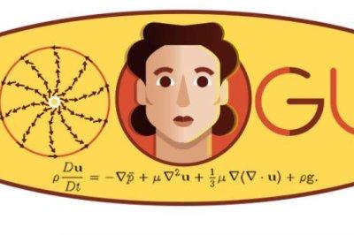 Google marks mathematician Olga Ladyzhenskaya's 97th birthday