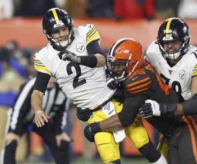 Steelers' Mason Rudolph not pursuing legal action against Myles Garrett