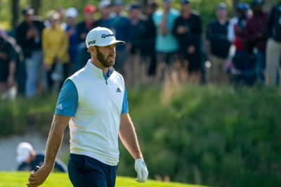 World No. 1 Dustin Johnson tests positive for COVID-19, out of CJ Cup