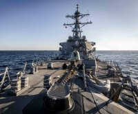 Russia claims it expelled USS McCain from Peter the Great Gulf