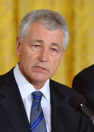 Durbin: Hagel has Dems support so far