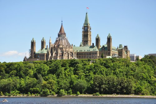 Meet the hero in attack on Canadian Parliament