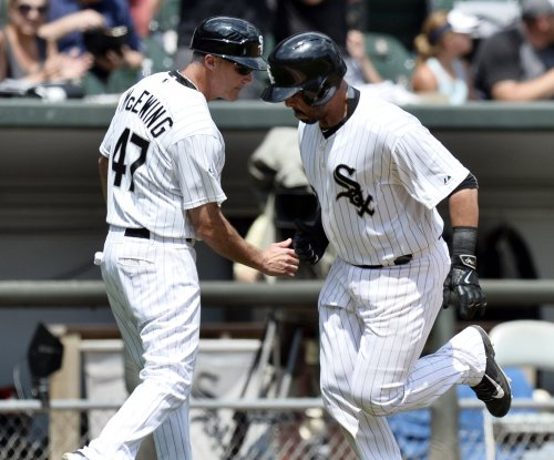 Chicago White Sox beat Cleveland Indians on pickoff