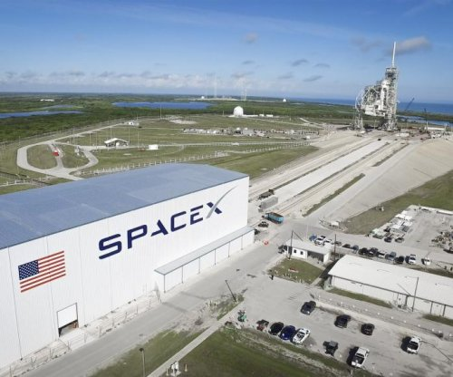NASA contracts SpaceX for crew mission to International Space Station
