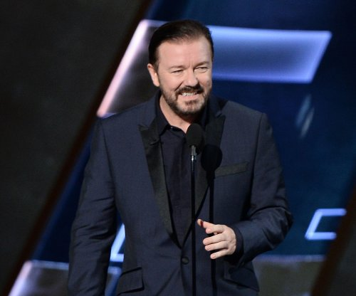 Ricky Gervais apologizes in advance for what he will say at the Golden Globes