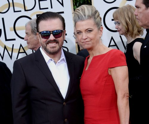 Ricky Gervais' top Golden Globes jokes