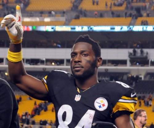 Pittsburgh Steelers WR Antonio Brown still upset at Cincinnati Bengals' duo