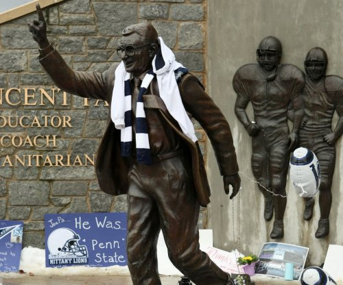 Trump's 'bring that back' Joe Paterno quip: He meant the statue