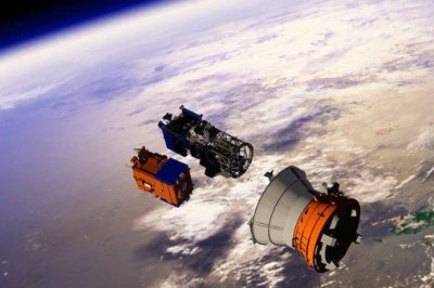 After earlier failure, Russia finally launches satellites from its new cosmodrome