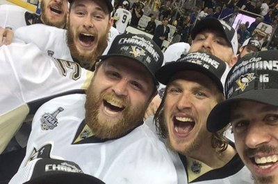 Stanley Cup: Pittsburgh Penguins top San Jose Sharks for crown