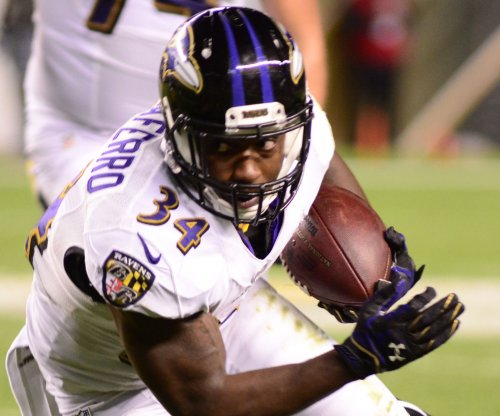 Baltimore Ravens activate RB Lorenzo Taliaferro from PUP list