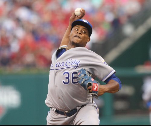 Miami Marlins fill Jose Fernandez void with Edinson Volquez for $22 million