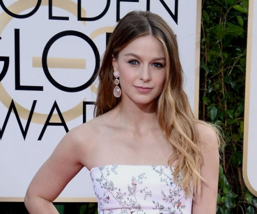 Report: Melissa Benoist dating 'Supergirl' co-star Chris Wood