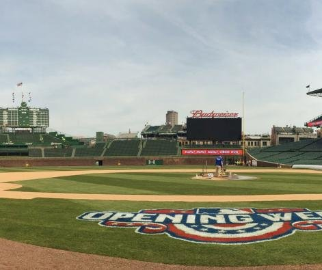 A day 108 years in the making: Chicago Cubs to fly championship banner at home opener